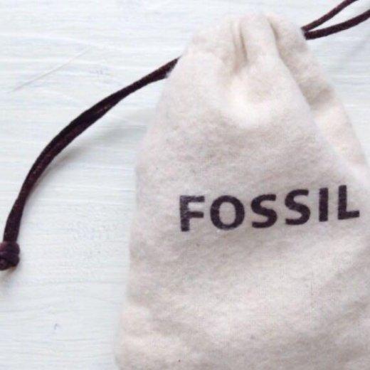 Браслет кожаный fossil. Фото 3. Москва.