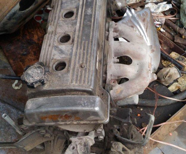 Двигатель 5а. Фото 1. Комсомольск-на-Амуре.