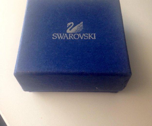 Набор серьги, кулон, цепочка под swarovski. Фото 2. Москва.