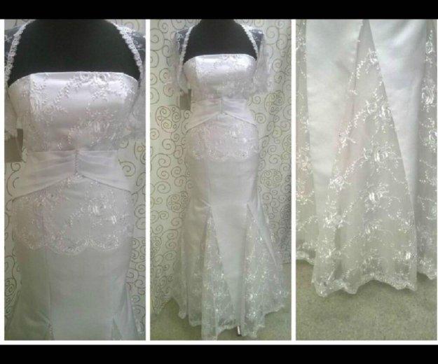 Новое свадебное платье. Фото 3. Самара.