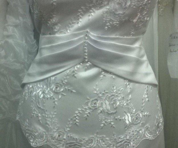 Новое свадебное платье. Фото 1. Самара.
