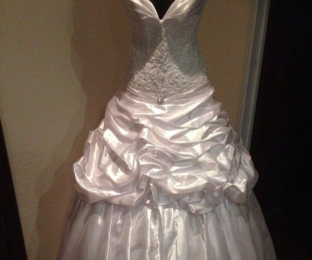 Новые свадебные платья. Фото 1. Самара.