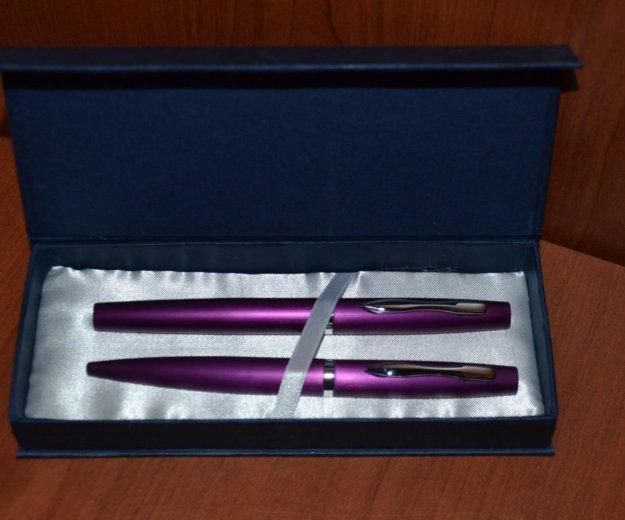Набор ручек для письма шариковая и перьевая. Фото 1. Москва.
