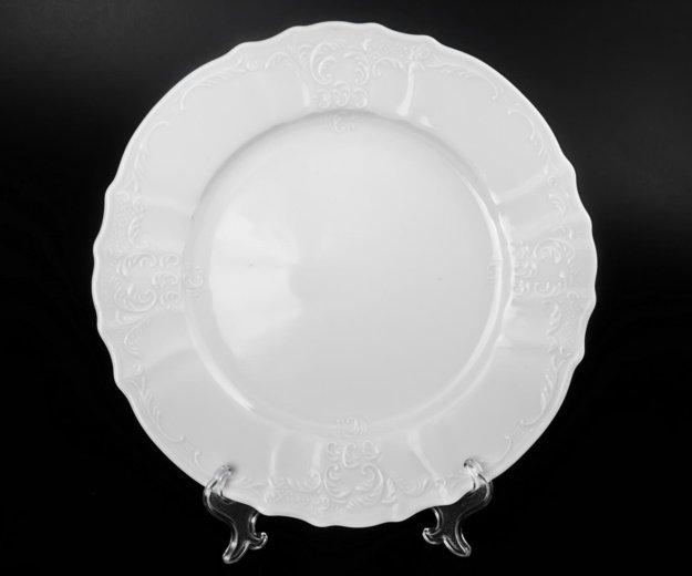 Набор тарелок 27 см бернадотт недекорированный (6. Фото 1. Москва.
