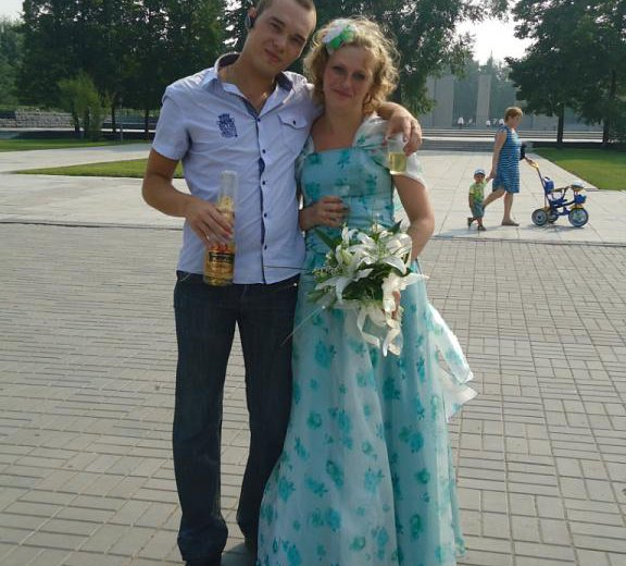 Свадебное платье. Фото 2. Новосибирск.