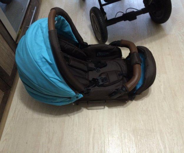 Детская коляска 2 в 1 anex elana. Фото 3. Хабаровск.