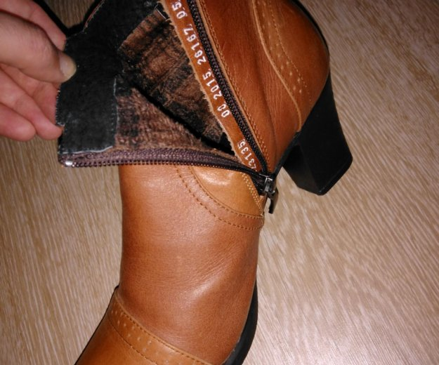 Ботинки женские. Фото 1. Аксай.