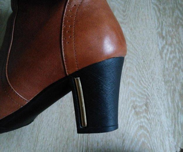 Ботинки женские. Фото 3. Аксай.