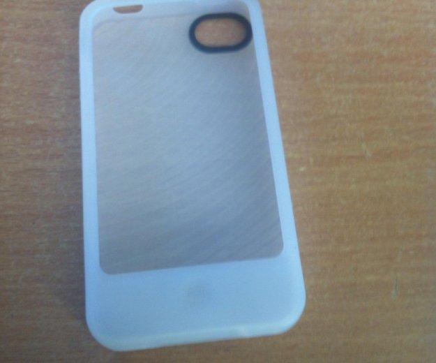 Чехол на iphone 4, 4s в отличном состоянии. Фото 1. Чита.