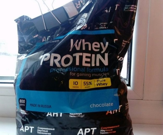 Отличный протеин. Фото 1. Барнаул.