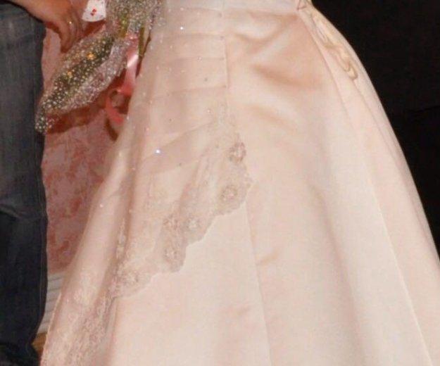 Свадебное платье. Фото 2. Кольцово.