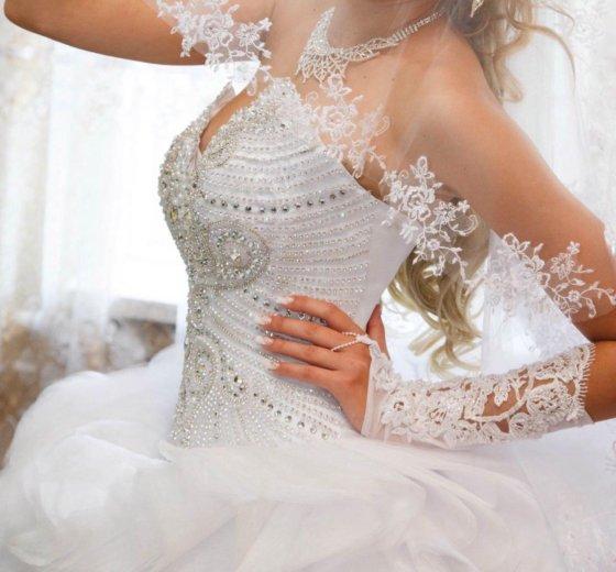 Свадебное платье. Фото 2. Октябрьский.