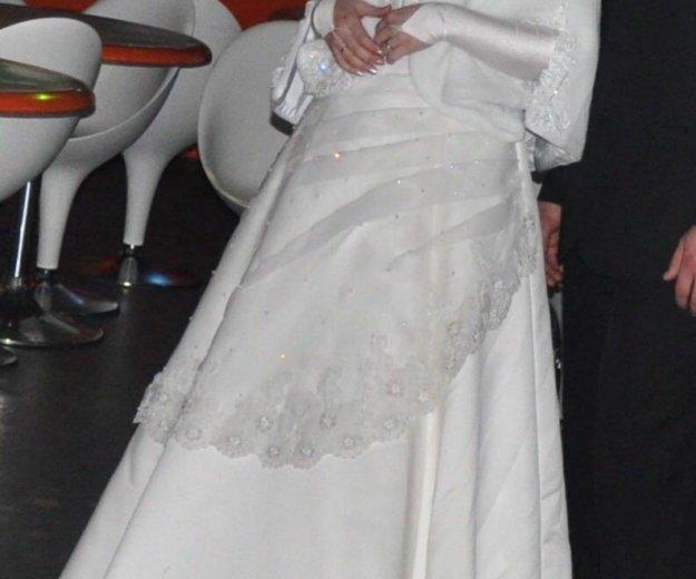 Свадебное платье. Фото 3. Кольцово.