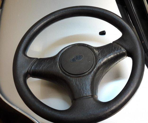 Рулевое колесо. Фото 1. Нерюнгри.