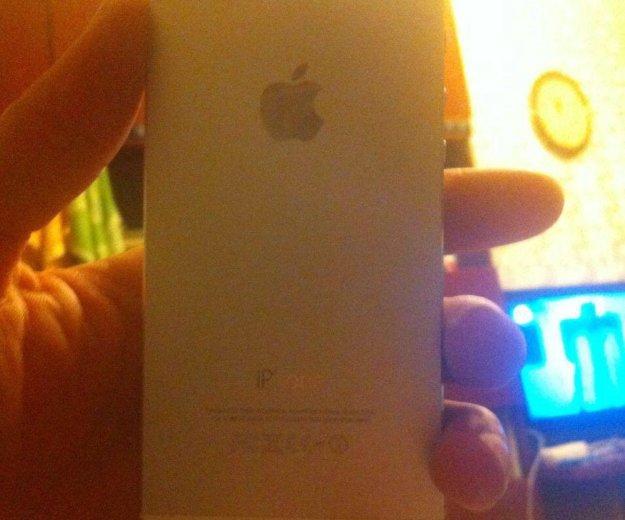 Iphone 5s 16gb silver. Фото 1. Новосибирск.