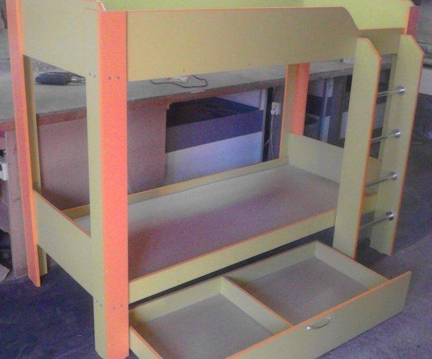 Новая двухъярусная кровать. Фото 1. Магнитогорск.