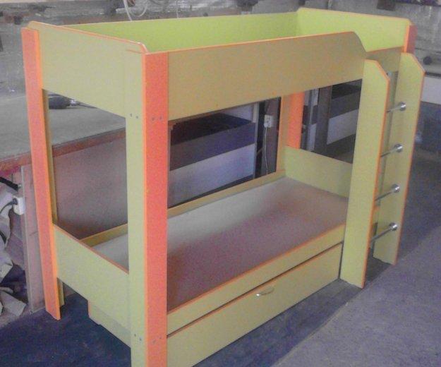Новая двухъярусная кровать. Фото 2. Магнитогорск.