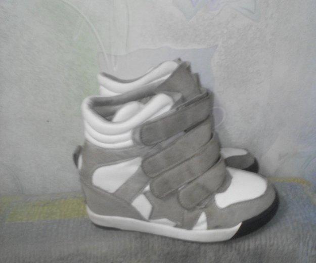 Ботинки для девочки. Фото 1. Владивосток.