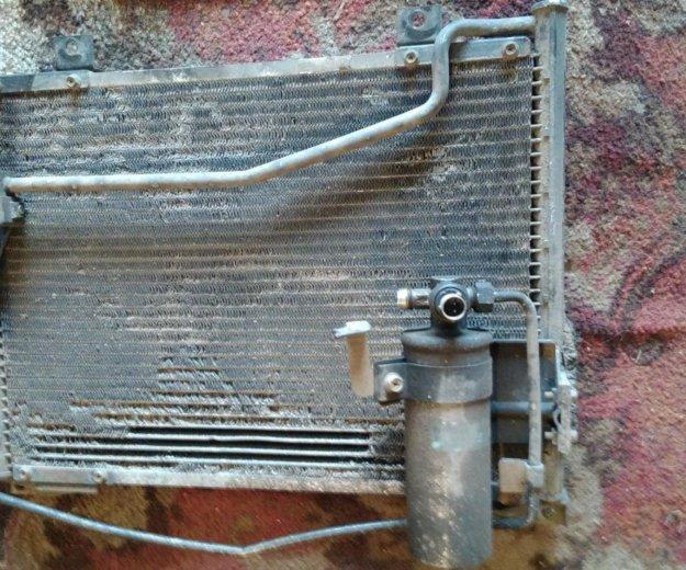 Радиатор кондиционера. Фото 1. Шелехов.