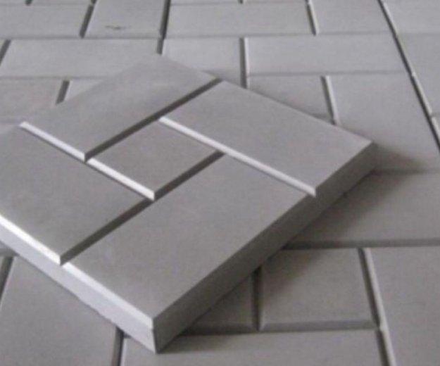 Формы для изготовления тратуарной плитки. Фото 1. Магнитогорск.