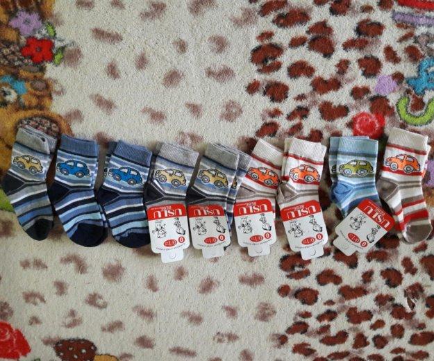 Носки. новые. Фото 1. Новосибирск.
