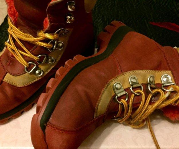 """""""антилопа"""" зимние детские ботинки. Фото 1. Кемерово."""