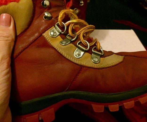 """""""антилопа"""" зимние детские ботинки. Фото 4. Кемерово."""
