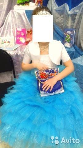 Пышное и нарядное платье!. Фото 2. Сургут.