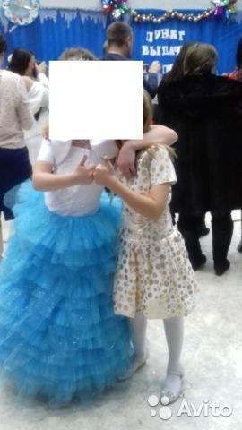 Пышное и нарядное платье!. Фото 3. Сургут.