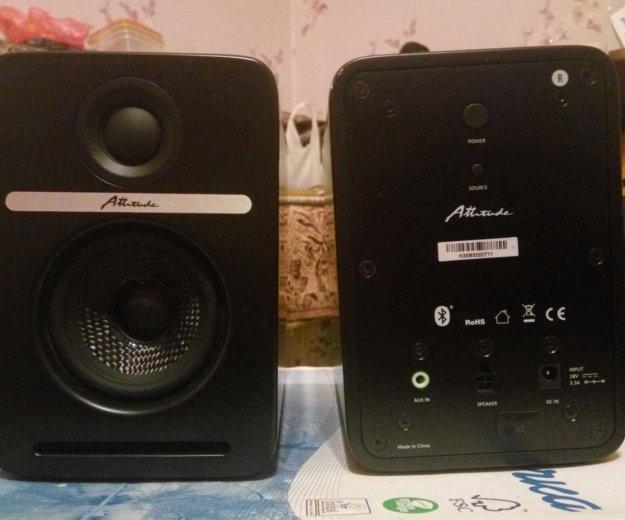 Беспроводная акустика attitude m50 bt monitors. Фото 2. Санкт-Петербург.
