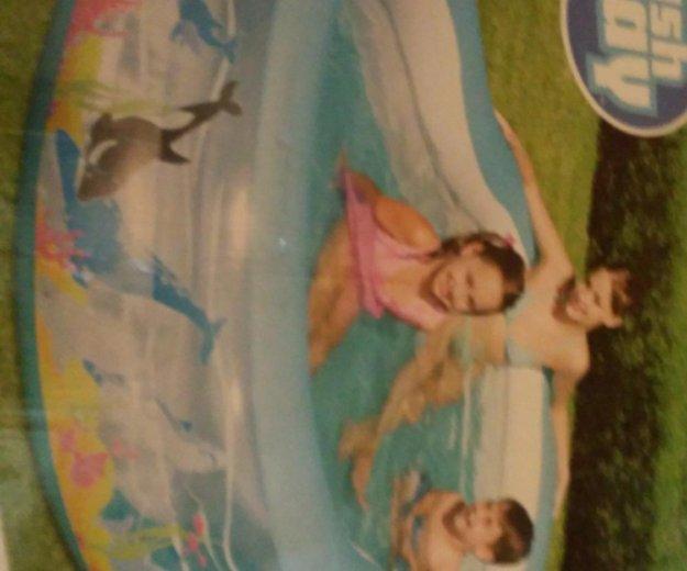 Детский надувной бассейн bestway. Фото 4. Братск.