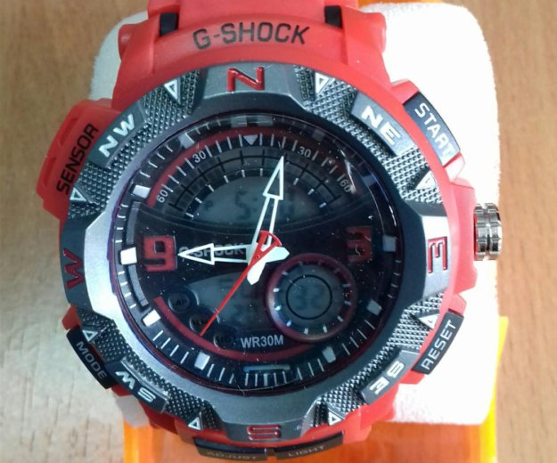 G-shock часы. Фото 1. Иркутск.