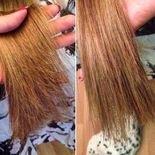 Полировка волос. Фото 1. Сургут.