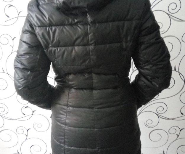 Зимнее пальто. Фото 1. Новосибирск.
