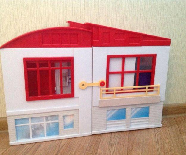Дом и куклы. Фото 2. Сургут.