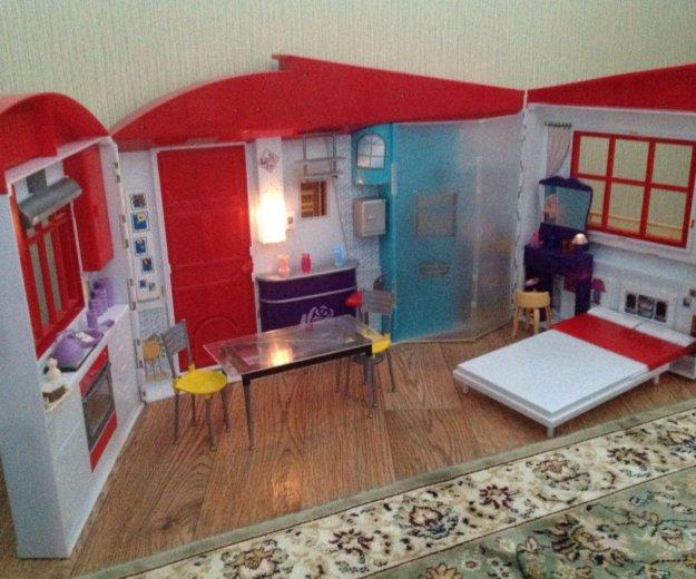 Дом и куклы. Фото 3. Сургут.
