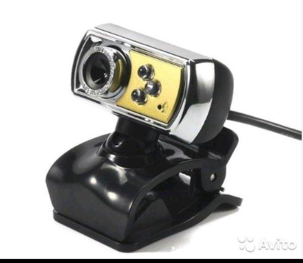 Веб-камера (usb-вход). Фото 1. Барнаул.