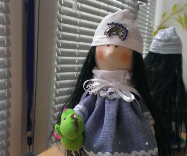 Куколка ручной работы 27 см. Фото 2. Дзержинск.
