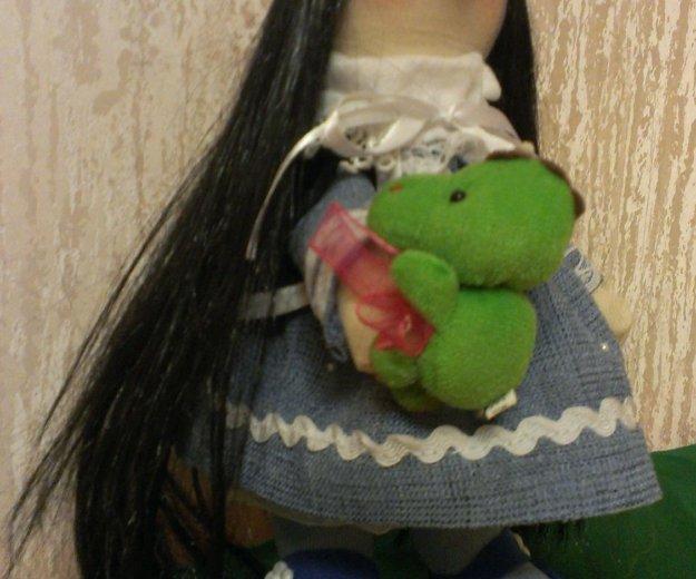 Куколка ручной работы 27 см. Фото 4. Дзержинск.