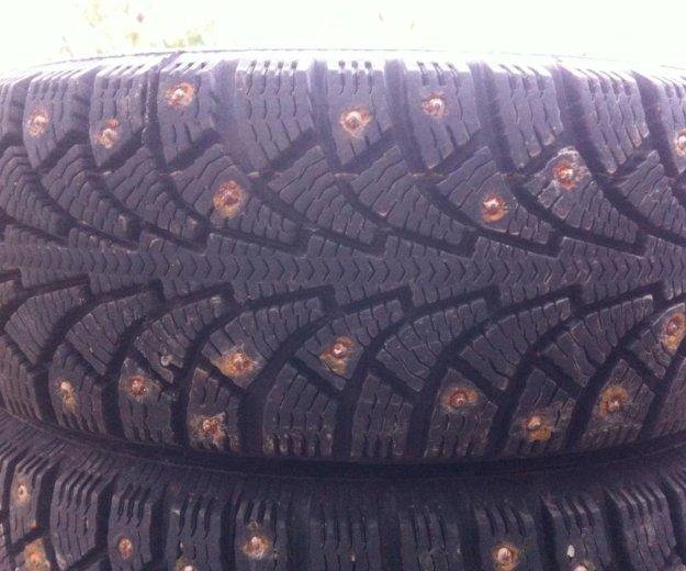 Зимние шины кама евро-519(4шт).175/65r-14. Фото 1.