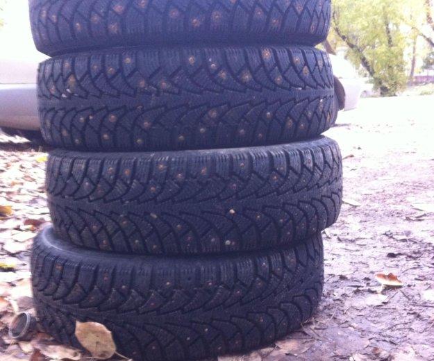 Зимние шины кама евро-519(4шт).175/65r-14. Фото 2.