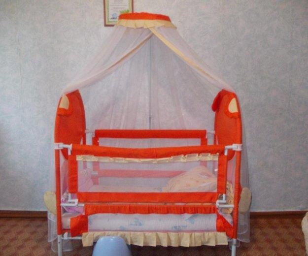 Кроватка. Фото 2. Красноярск.