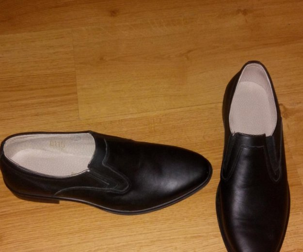 Туфли(кожа). Фото 3. Хабаровск.
