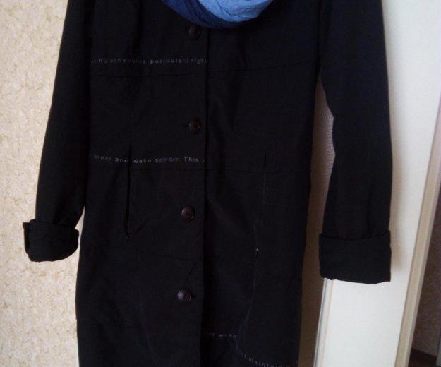 Пальто на синтепоне. Фото 1. Омск.