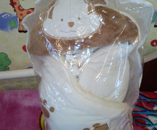 Одеяло- конверт на выписку. Фото 1. Тюмень.