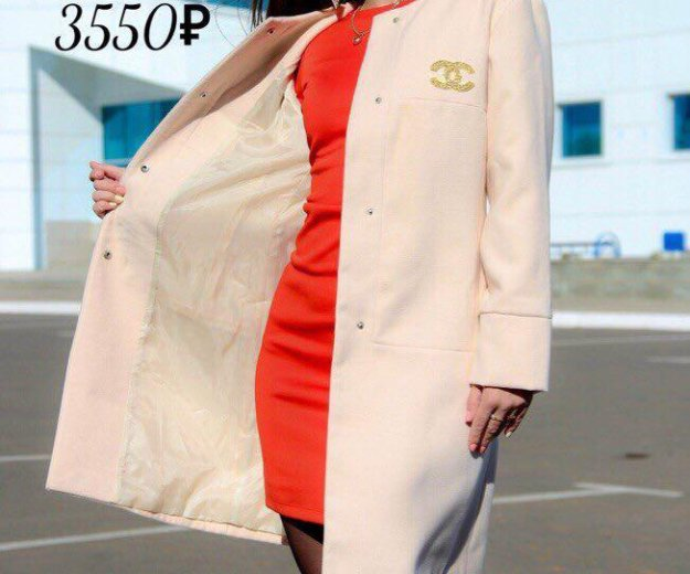 Пальто новое. Фото 2. Оренбург.