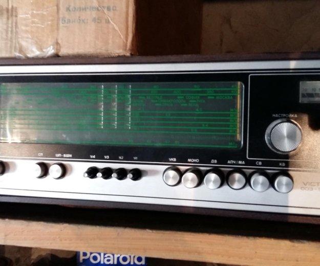 Сторое радио и винил . все в хор. сост. Фото 2. Ангарск.