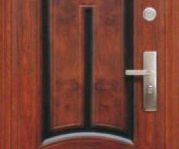 Входная металлическая дверь т д-75. Фото 1. Балаково.