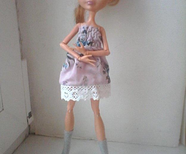 Платье и носочки для кукол. Фото 1. Ставрополь.