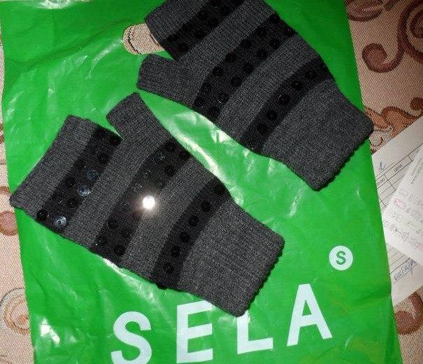 Перчатки без пальцев. Фото 1. Омск.